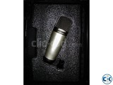 Samson C01 Condenser Mic with Pop Filter Stand