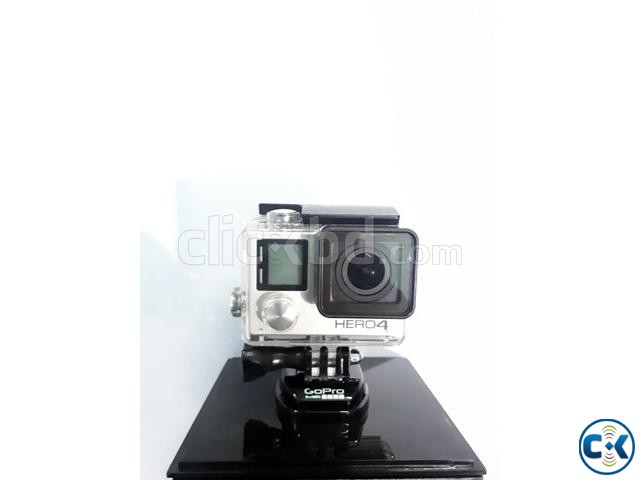 GoPro Hero 4 Black Original   ClickBD large image 0