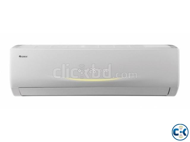 GREE 1.5 TON GSH-18V410 SPLIT AC HOT COOL | ClickBD large image 0