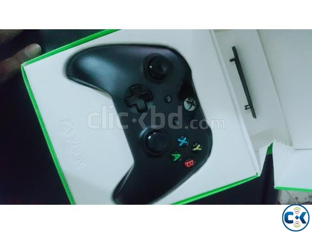 Xbox One Wireless Controller - Black | ClickBD large image 1