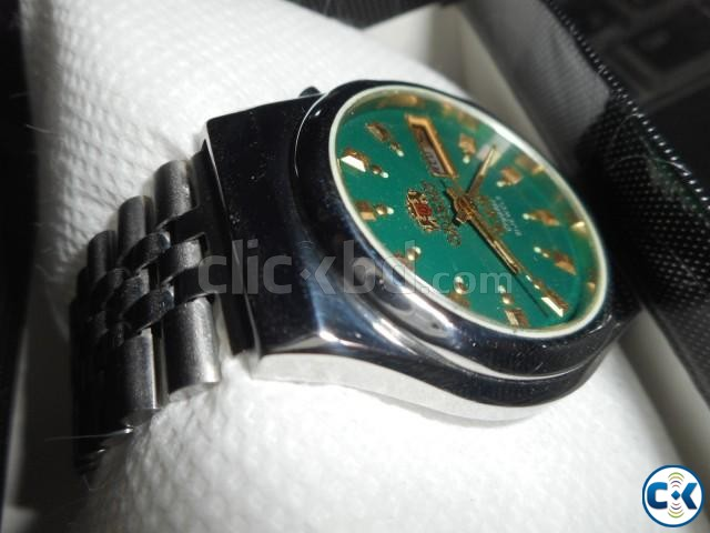 orient automatic watch | ClickBD large image 0