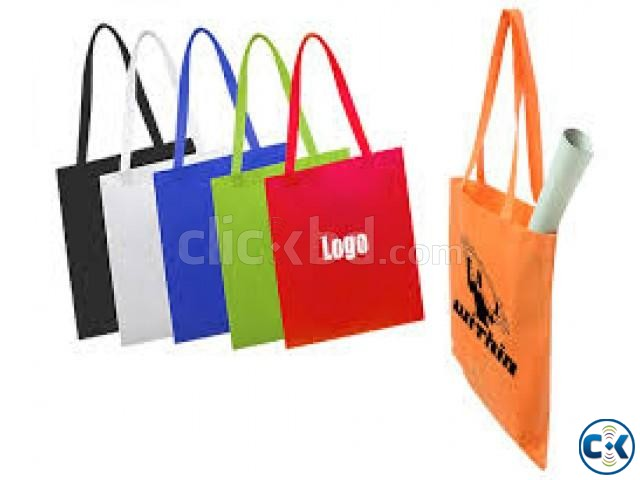 Tissue Shopping Bag 40 GSM 13 14  | ClickBD large image 0