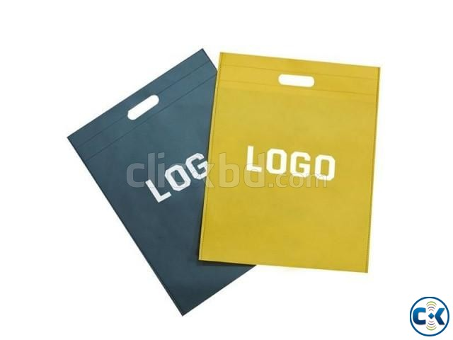 Tissue Shopping Bag 40 GSM 13 14  | ClickBD large image 1