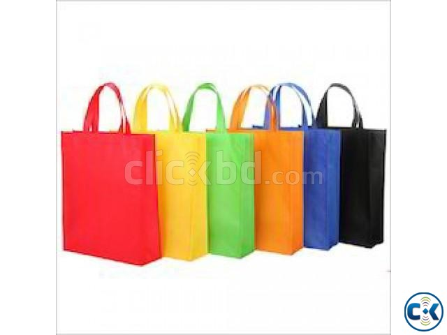 Tissue Shopping Bag 40 GSM 13 14  | ClickBD large image 2