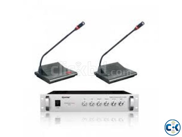 HTDZ HT-3000 Central Amplifier Audio Conference System | ClickBD large image 0