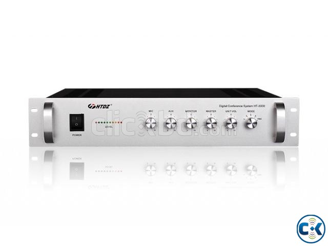 HTDZ HT-3000 Central Amplifier Audio Conference System | ClickBD large image 1