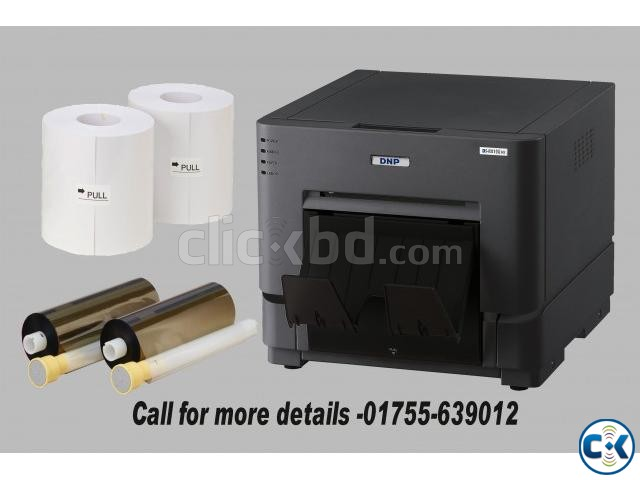 DNP PHOTO PRINTER Print - 01617589582 | ClickBD large image 0