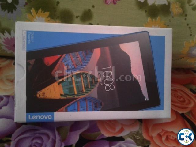 Lenovo TAB37 | ClickBD large image 0