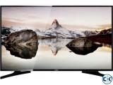 VEZIO 32 inch television has 32 inch slim display