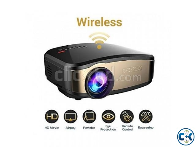 C6 Wifi Projector TV USB | ClickBD large image 0