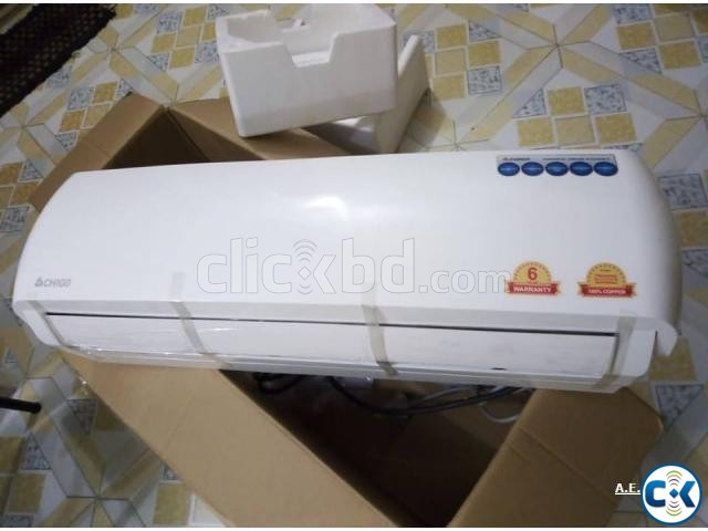 Big Sale 62 Energy Saving CHIGO Split 1.5 Ton AC | ClickBD large image 0