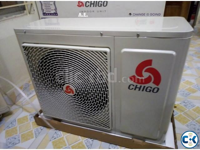 Big Sale 62 Energy Saving CHIGO Split 1.5 Ton AC | ClickBD large image 2