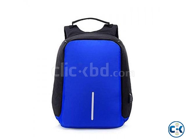 Anti Theft Backpack | ClickBD large image 0