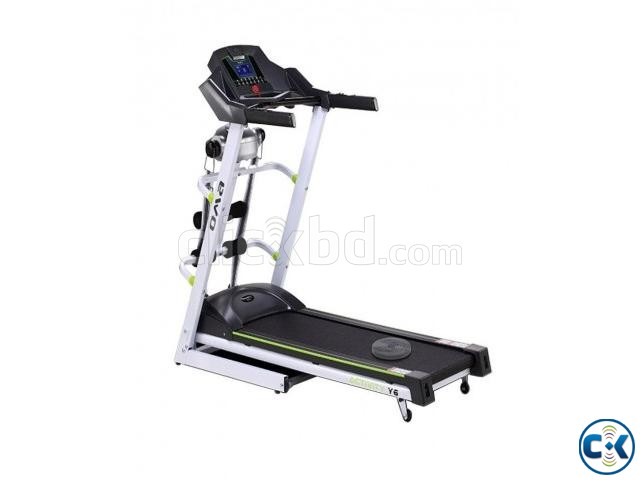 Motorized Treadmill Oma -1.5HP 4in1  | ClickBD large image 0
