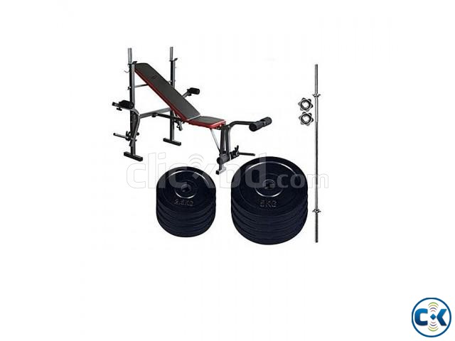 Weight Bench PACKAGE-307B | ClickBD large image 0