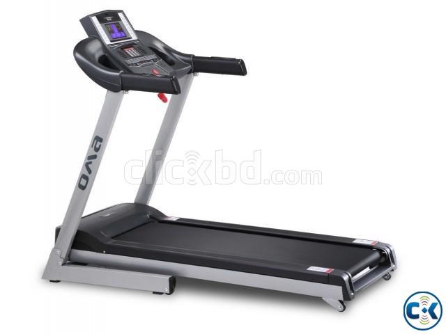 Motorized Treadmill OMA-2.0hp Heavy | ClickBD large image 0