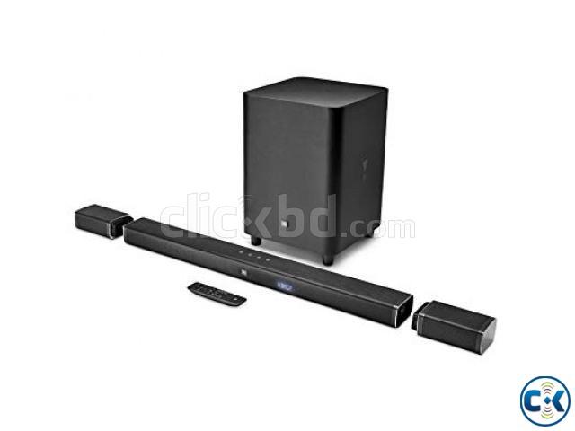JBL Bar 5.1 Soundbar with True Wireless Surround Speakers | ClickBD large image 0