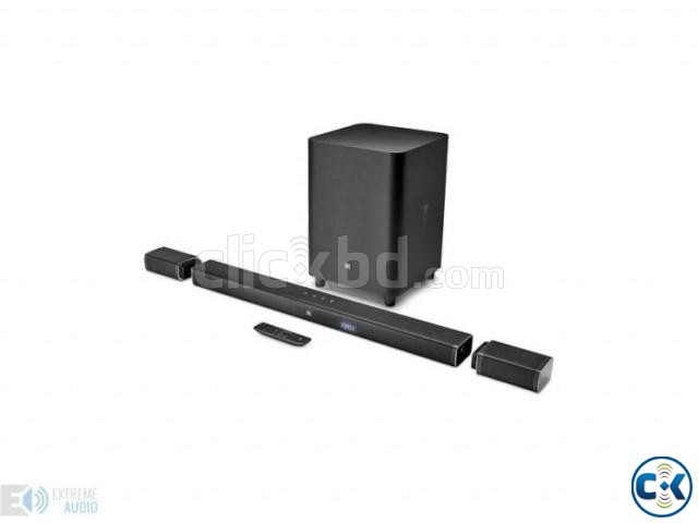 JBL Bar 5.1 Soundbar with True Wireless Surround Speakers | ClickBD large image 2