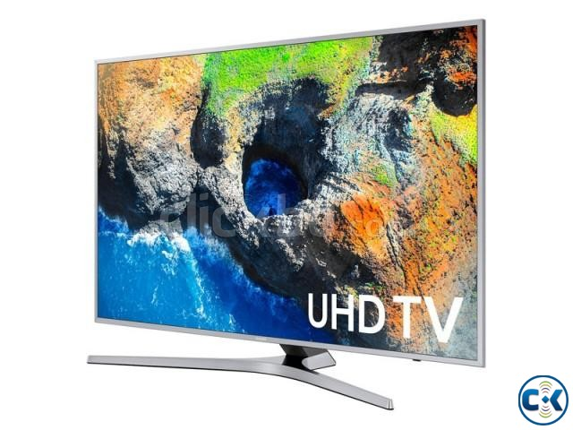 Samsung MU7000 65 Inch 4K UHD HDR WiFi Smart LED TV | ClickBD large image 0