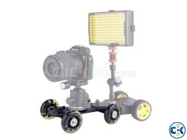 Sevenoak SK-DW03 Scaled Camera Dolly | ClickBD large image 0