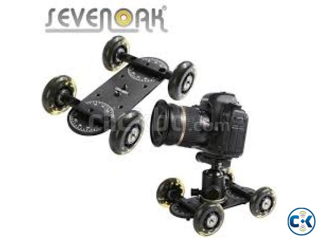 Sevenoak SK-DW03 Scaled Camera Dolly | ClickBD large image 1