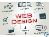 Web Design Development in Low Cost