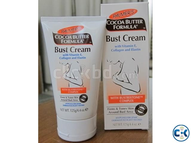 PALMERS Cocoa Butter Formula Bust Cream | ClickBD large image 0