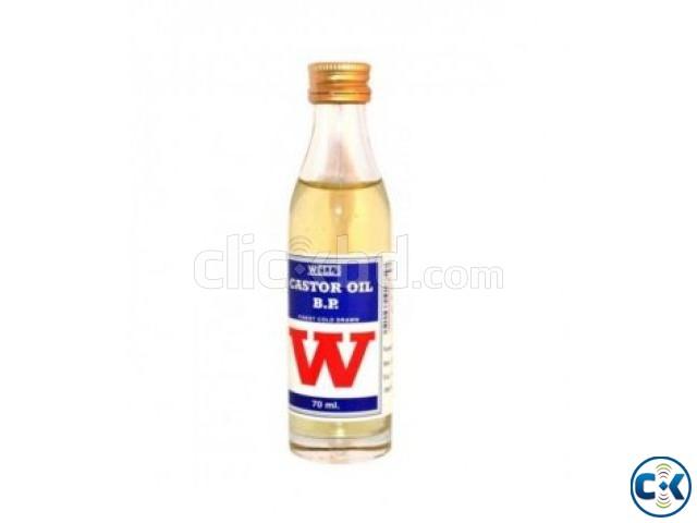 Castor oil for skin heir 70ml | ClickBD large image 0
