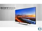 Sony Bravia W652D 55 Inch Slim LED Full HD Wi-Fi Smart TV