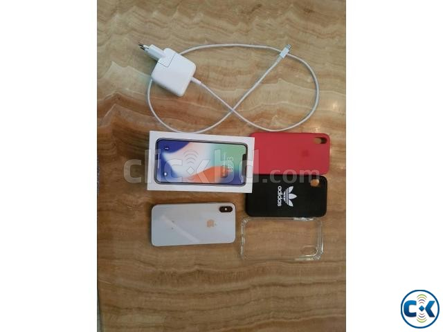 IPHONE 64GB WHITE with fast charger  | ClickBD large image 0