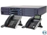 PABX Intercom System- 16 Lines