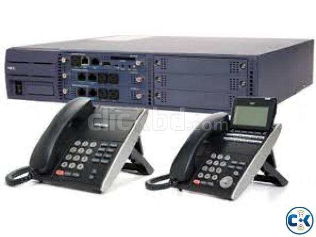 PABX Intercom System- 16 Lines | ClickBD large image 0