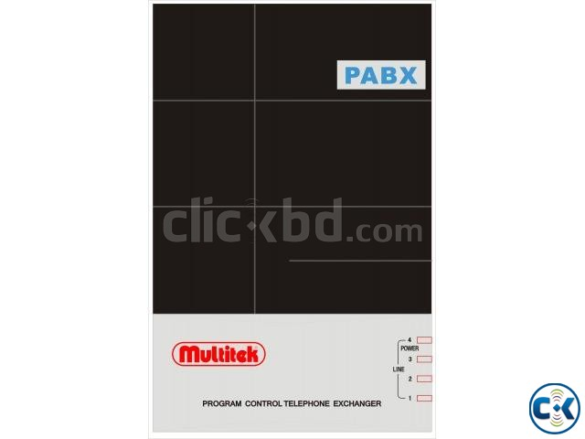 PABX Intercom System- 16 Lines | ClickBD large image 2