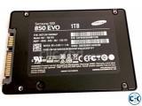 SSD - Samsung evo 850 1TB