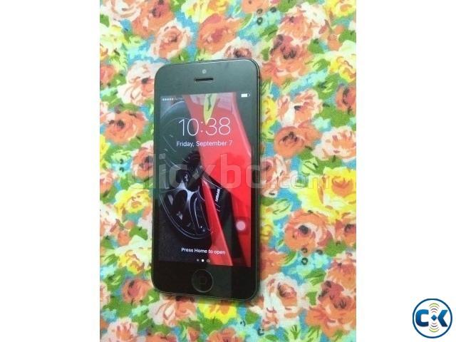 Apple Iphone 5 16GB | ClickBD large image 0
