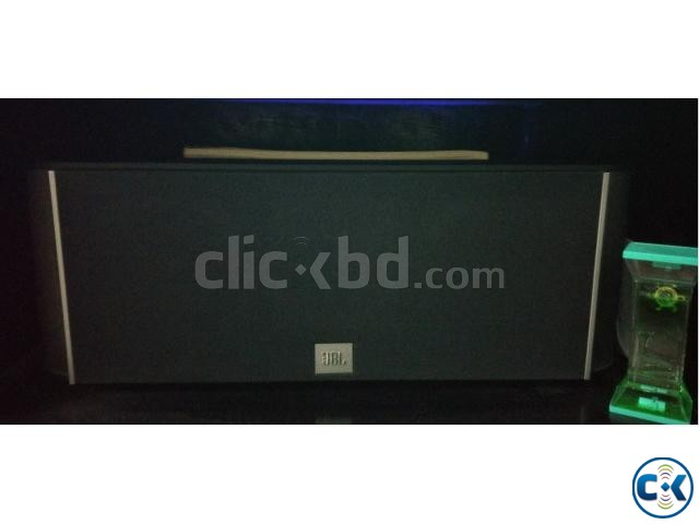 Center channel speaker JBL ES25C | ClickBD large image 0