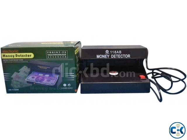 AD-118 AB Electronic Money Detector | ClickBD large image 0