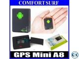 Mini A8 GSM GPS GPRS LOcation Tracker QHH SIM Card Two-way