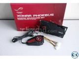 ASUS ROG XONAR PHOEBUS. with each and every accessories. box