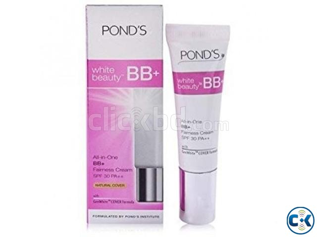 Pond s White Beauty BB Fairness Cream | ClickBD large image 0