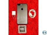 Apple iPhone 7 Plus 256gb Matt black with accessories up for