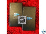Samsung galaxy S9 Plus 64gb Coral Blue snapdragon Intact box