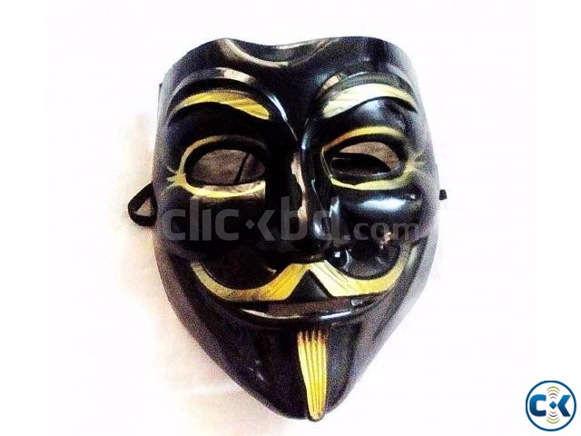 Anonymous mask | ClickBD large image 0