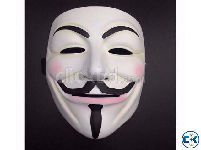 Anonymous mask | ClickBD large image 1