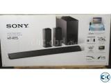 Sony bar Hometheatre HT-RT50 wireless