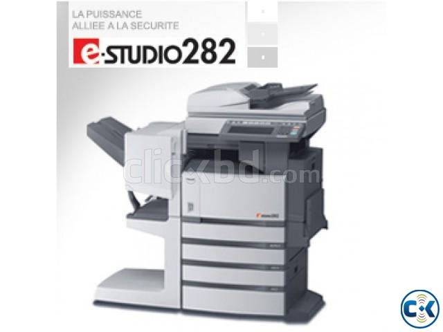 Toshiba e-Studio 282 Multi-Function 28CPM Copier Machine | ClickBD large image 0