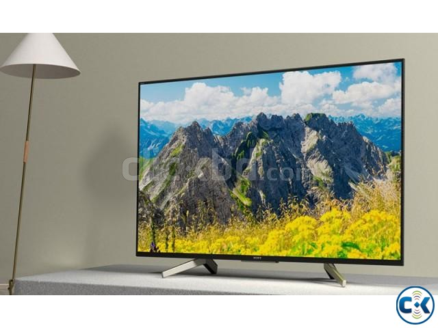 Sony Bravia KD-43X7000F 43 Flat 4K UHD LED Smart TV | ClickBD large image 0