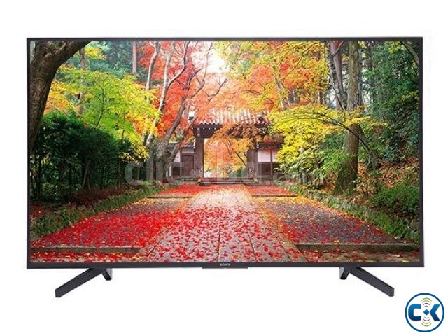 Sony Bravia KD-43X7000F 43 Flat 4K UHD LED Smart TV | ClickBD large image 1