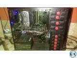 Gaming PC i5-4590 gtx 970 4GB 8GB RAM
