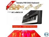 Yamaha Keyboard PSR E463 61-Key .